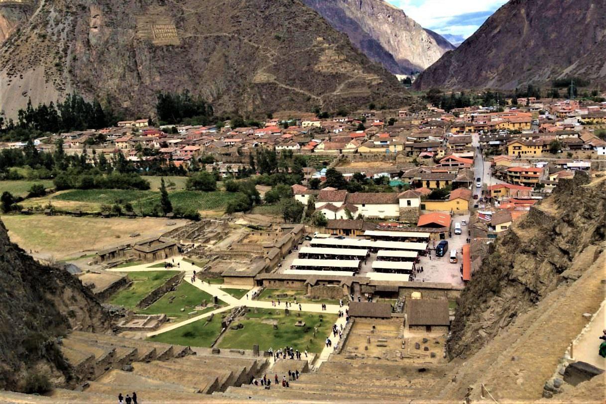 Sacred Valley To Machu Picchu