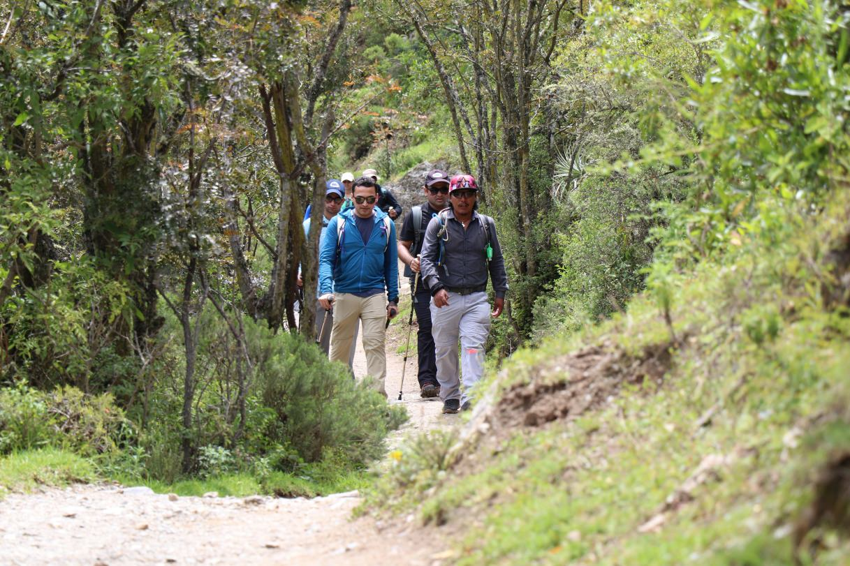 luxury inca trail
